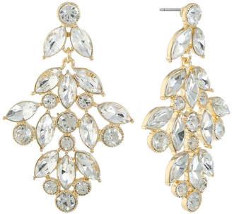MONET JEWELRY Monet Jewelry White Chandelier Earrings