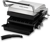 George Foreman Stainless Steel Grill