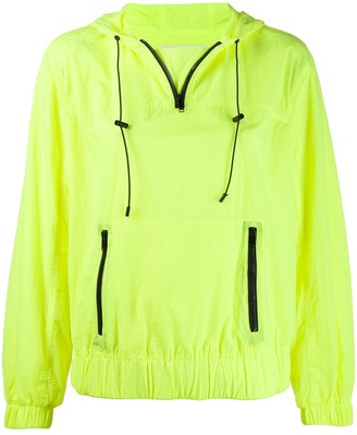 MICHAEL Michael Kors Drawstring Hooded Jacket