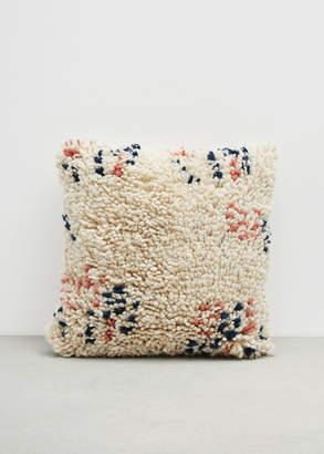 Minna Antigua Shag Pillow