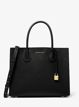 Michael Kors Mercer Large Saffiano Leather Tote Bag
