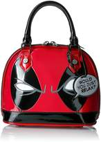 Loungefly Marvel Deadpool Eyes Mini Dome