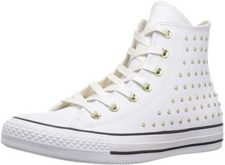 Converse CTAS HI Gold Sneaker