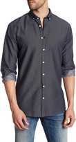 Lindbergh Diamond Long Sleeve Regular Fit Shirt