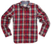Vans Boys Lachlan Buttondown Shirt