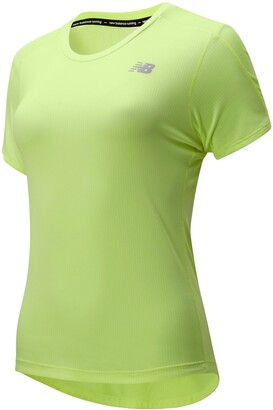 New Balance Impact Short Sleeve Running T-Shirt