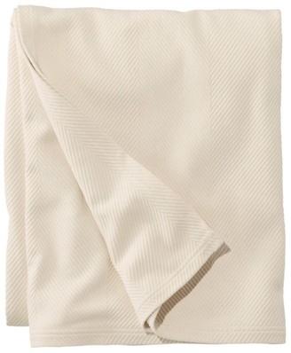 L.L. Bean Organic Cotton Blanket