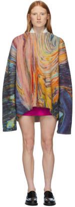 Namacheko Multicolor Mohair Rezyane Sweater