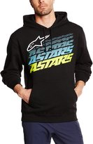 Alpinestars Men's Hashed Pullover Fleece Hoodie