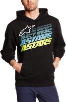 Alpinestars Men's Hashed Pullover Fleece Hoodie