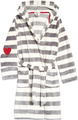 PJ Salvage Kids' Plush Robe