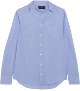 J.Crew Everyday Cotton Shirt - Blue