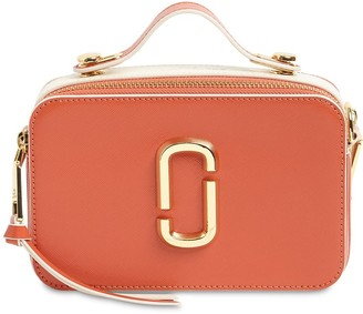 Marc Jacobs Large Snapshot Leather Bag