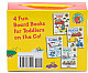 Set Of 4 Richard Scarry#39;s Books On The Go