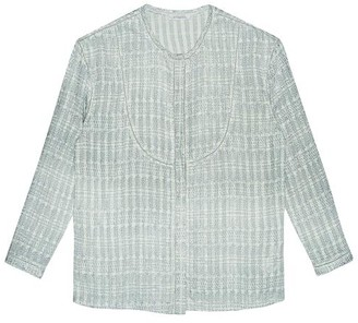 Hoss Intropia Silver Detail Top - XS - Silver