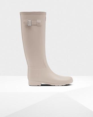 Hunter Women's Refined Slim Fit Tall Wellington Boots