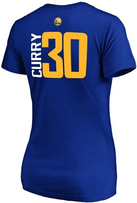 Majestic Women's Golden State Warriors Stephen Curry Tee