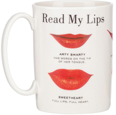 Kate Spade Snap Happy Lips Mug