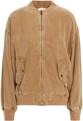 American Vintage Twill Bomber Jacket