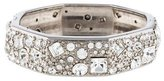 Salvatore Ferragamo Wide Crystal Bangle