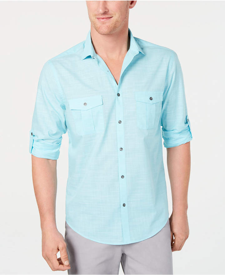 3a8962a5e8dc Alfani Men's Shirts - ShopStyle