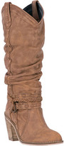 Dingo Women's Morgan Slouch Harness Boot DI687
