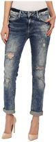 Mavi Jeans Ada in Ripped Vintage