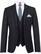 Lambretta Men's Slim-Fit Three Piece Suit