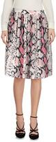 Blugirl Knee length skirts - Item 35323882