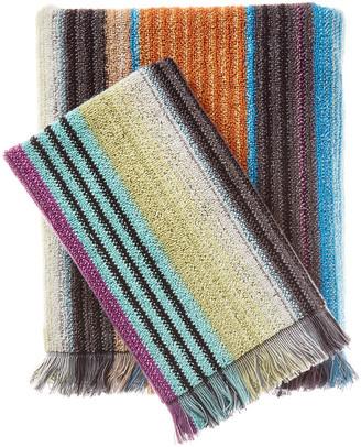 Missoni Home Viviette 2Pc Towel Set