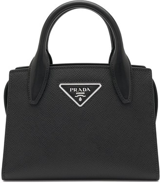 Prada Saffiano calf leather handbag