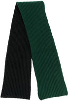 Marni dual colour scarf - men - Cashmere/Wool - One Size