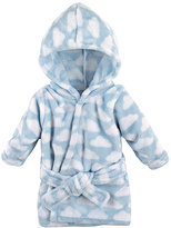 Hudson Baby Blue Clouds Bathrobe - Infant