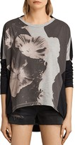 AllSaints Reality Wave Tee