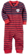 Carter's 1-Pc. Cotton Ahoy Matey Striped Coverall, Baby Boys (0-24 months)