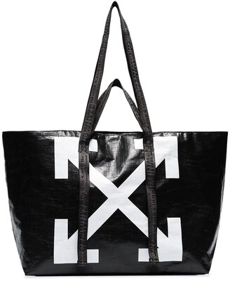 Off-White Arrows tote bag