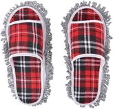Simplicity Grid Floor Cleaning/Dusting Mop Slipper Shoes Cleaner