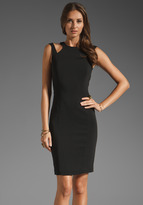 Jay Godfrey Hendry Cutout Dress
