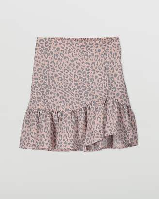 Cotton On Sofia Wrap Skirt - Teens
