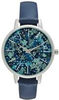 New Look LUXE SEQUIN FLOWER DIAL Watch multi coloured