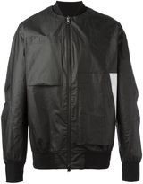Y-3 Versa bomber jacket - men - Cotton/Polyester/Polyurethane - S