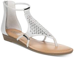 Carlos by Carlos Santana Tanner Flat Sandals Women's Shoes