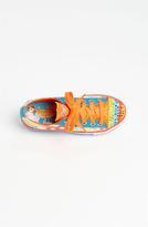 Skechers 'Shuffles - Lights Heart Sparks' Sneaker (Toddler & Little Kid) Turquoise/ Multi 13.5 M
