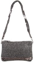 Vanessa Bruno Sequin & Wool Shoulder Bag
