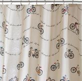 Asstd National Brand HipStyle Milo Cotton Printed Shower Curtain