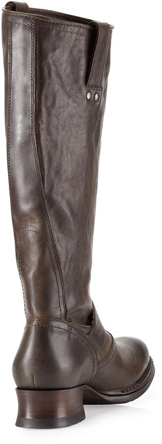 Frye Martina Tall Boot, Gray