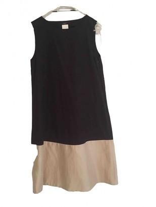 Max Mara Weekend Black Linen Dresses