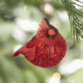 Crate & Barrel Buri Cardinal Christmas Ornament