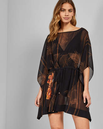 Ted Baker CEMIAA Caramel belted cover up