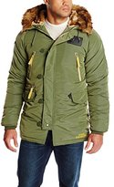 Alpha Industries Men's N-3B Inclement Parka Coat